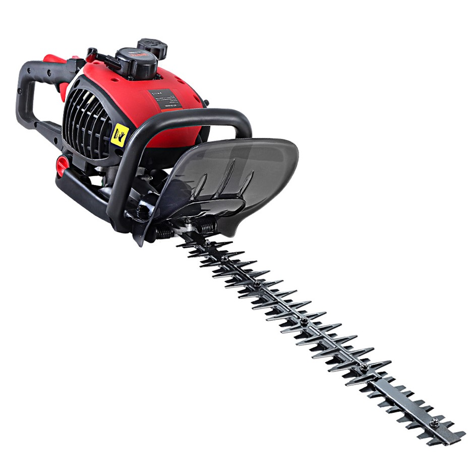 Giantz Petrol Hedge Trimmer Commercial Clipper Saw Blade Cordless Pruner