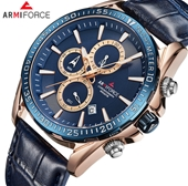 New ARMIFORCE Mens Fashion Watch Collection