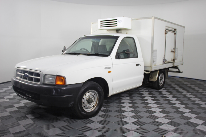 2001 Ford Courier GL PE Manual Cab Chassis