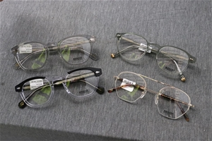 Qty 1 x Moscot 4x Assorted Optical Frame