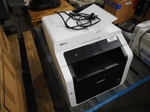 Qty 1 x Brother / HP 2x Assorted Printer