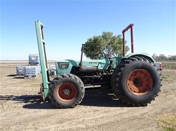 Deutz Tractor Forklift