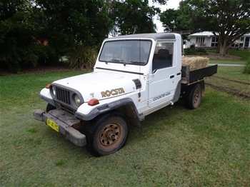 Asia Rocsta country 4x4 ute