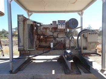 270kVA Stamford Generator
