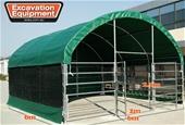 Multi-Purpose Enclosed Storage Shelters - Toowoomba