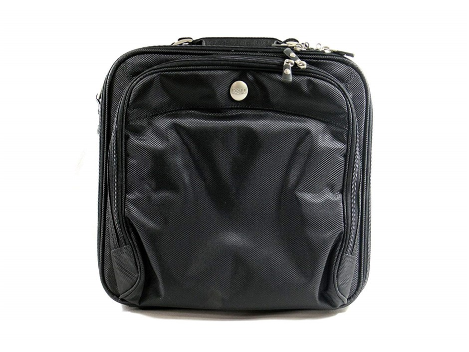Dell Deluxe Nylon Carry Bag For Notebook Fits Up To 15.4`` Screens