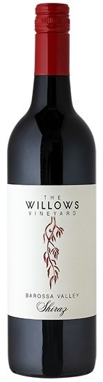 The Willows Vineyard Vineyard Shiraz 2015 (12 x 750mL), Barossa, SA.