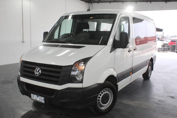 2015 Volkswagen Crafter 35 MWB TDI300 Turbo Diesel Manual Van