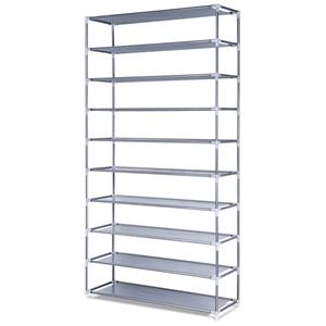 10 Tiers Stackable Shoe Storage Rack – 1