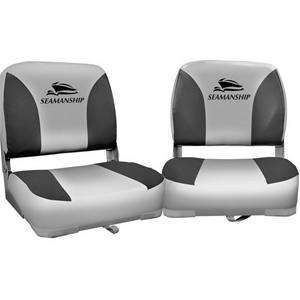 Seamanship Set of 2 Folding Swivel Boat