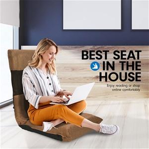 Adjustable Floor Gaming Lounge Chair 98x