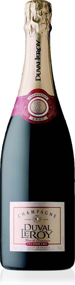 Duval Leroy Fleur de Champagne Brut Premier Cru NV (6 x 750mL), France