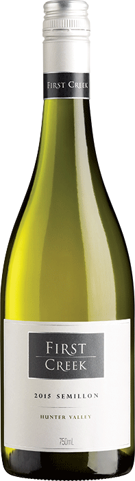 First Creek Semillon 2015 (12 x 750ml), Hunter Valley, NSW
