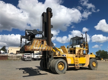2000 Fantuzzi FDC450 G4 Top Lift Container Forklift