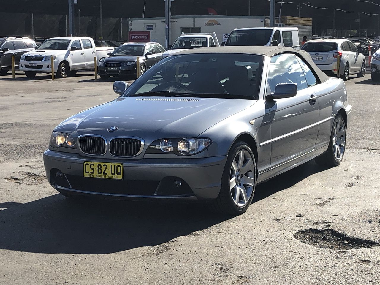 2006 BMW 3 25ci E46 Automatic Convertible