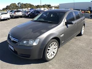 2009 Holden Sportwagon Omega VE Automati