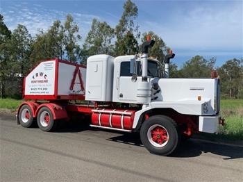 1985 Kenworth C500 6 x 4 Prime Mover Truck
