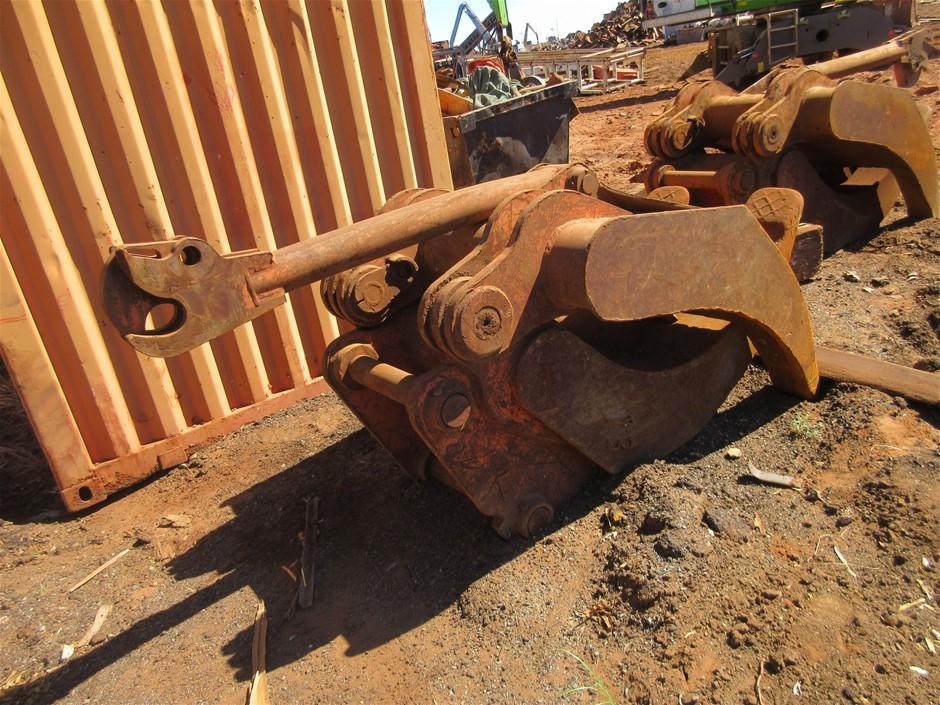 30T Log Grab to Suit 35T Hitatchi Excavator