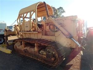 Komatsu D85A Crawler Dozer