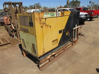 Denyo DCA-60 SPH Diesel Generator
