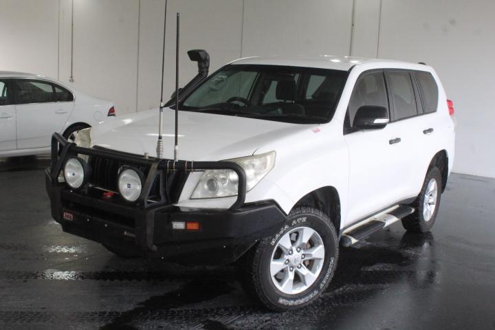 2010 Toyota Landcruiser Prado GX (4x4) KDJ150R Turbo Diesel Automatic Wagon