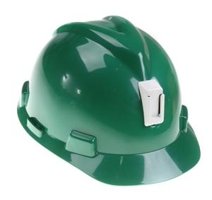 5 x MSA V-Gard Hard Hats with 4-Point Ha