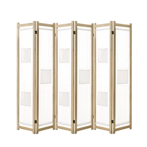 Artiss 6 Panel Room Divider Privacy Scre