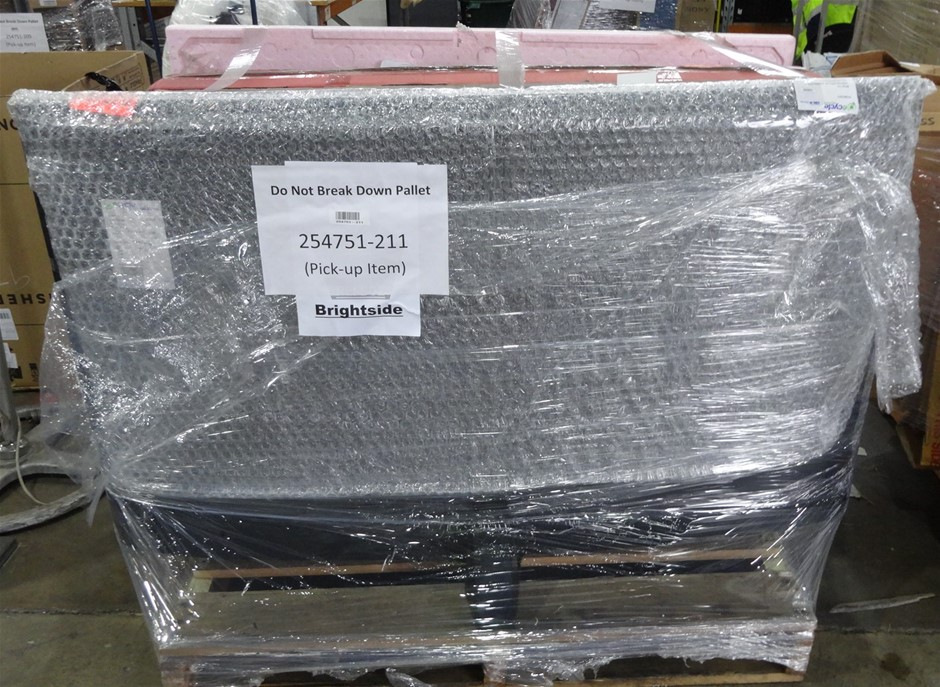 Pallet of Assorted Brand USED/UNTESTED Televisions