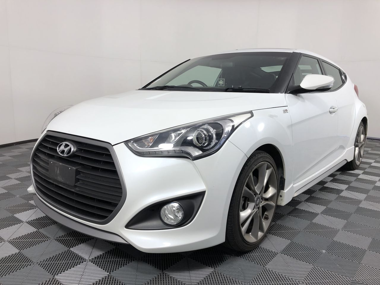 2015 Hyundai Veloster SR TURBO FS Automatic Coupe