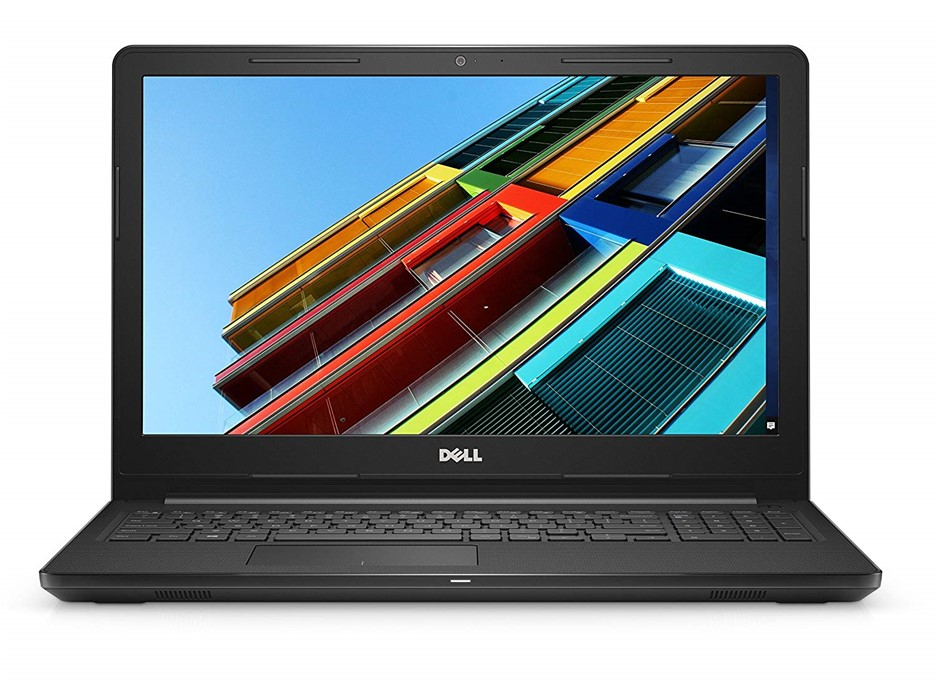 Dell Inspiron 15 3000 series 15.6-inch Notebook, Black
