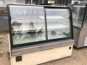 SINMAG Sinco cake showcase refrigerator
