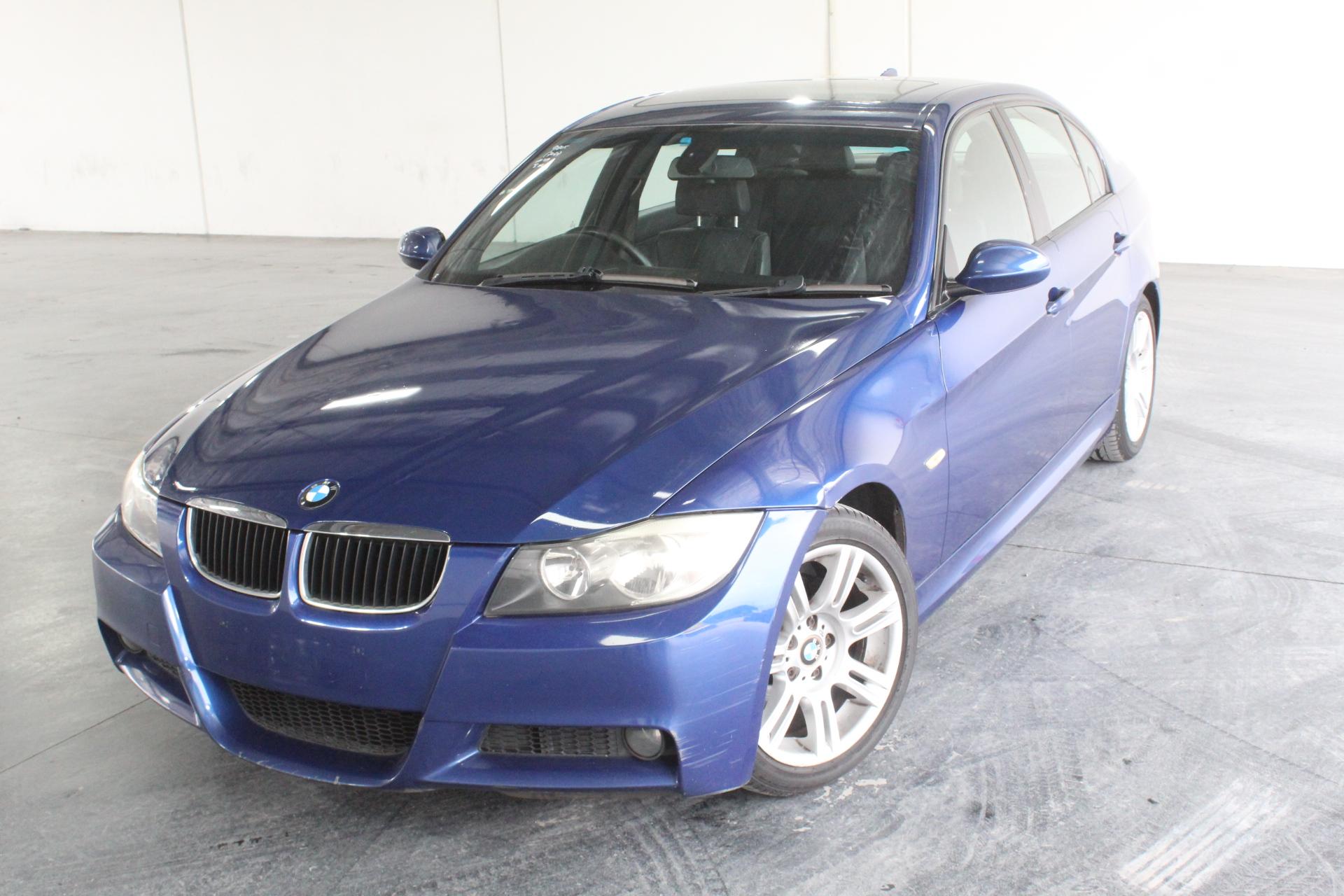 2006 BMW 3 20i E90 Automatic Sedan