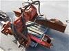 (Lot 700) Daken Grader Blade Tractor Attachment