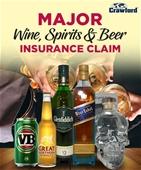 Major Insurance Claim - Spirits,Wine & Accessories