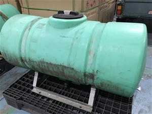 300 Litre Rapid Spray Poly Tank on Stand