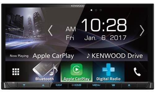 Kenwood DDX9017DABS Car Multimedia Receiver