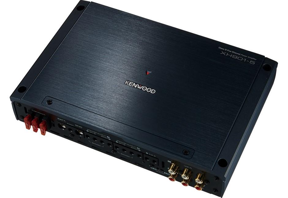 "Kenwood XH901-5 ""Hi-Res Audio"" 5CH Amplifier"