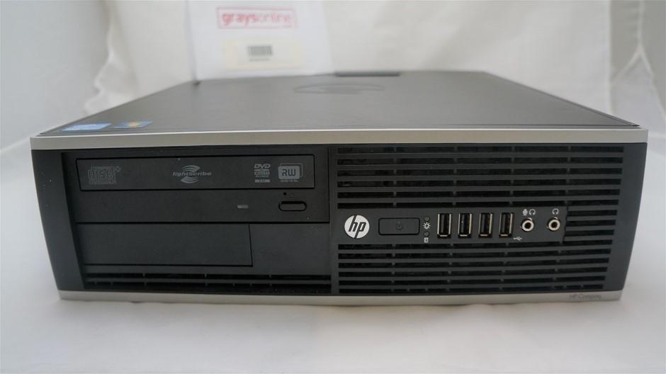 HP Compaq 8100 Elite SFF PC Small Form Factor (SFF) Desktop PC