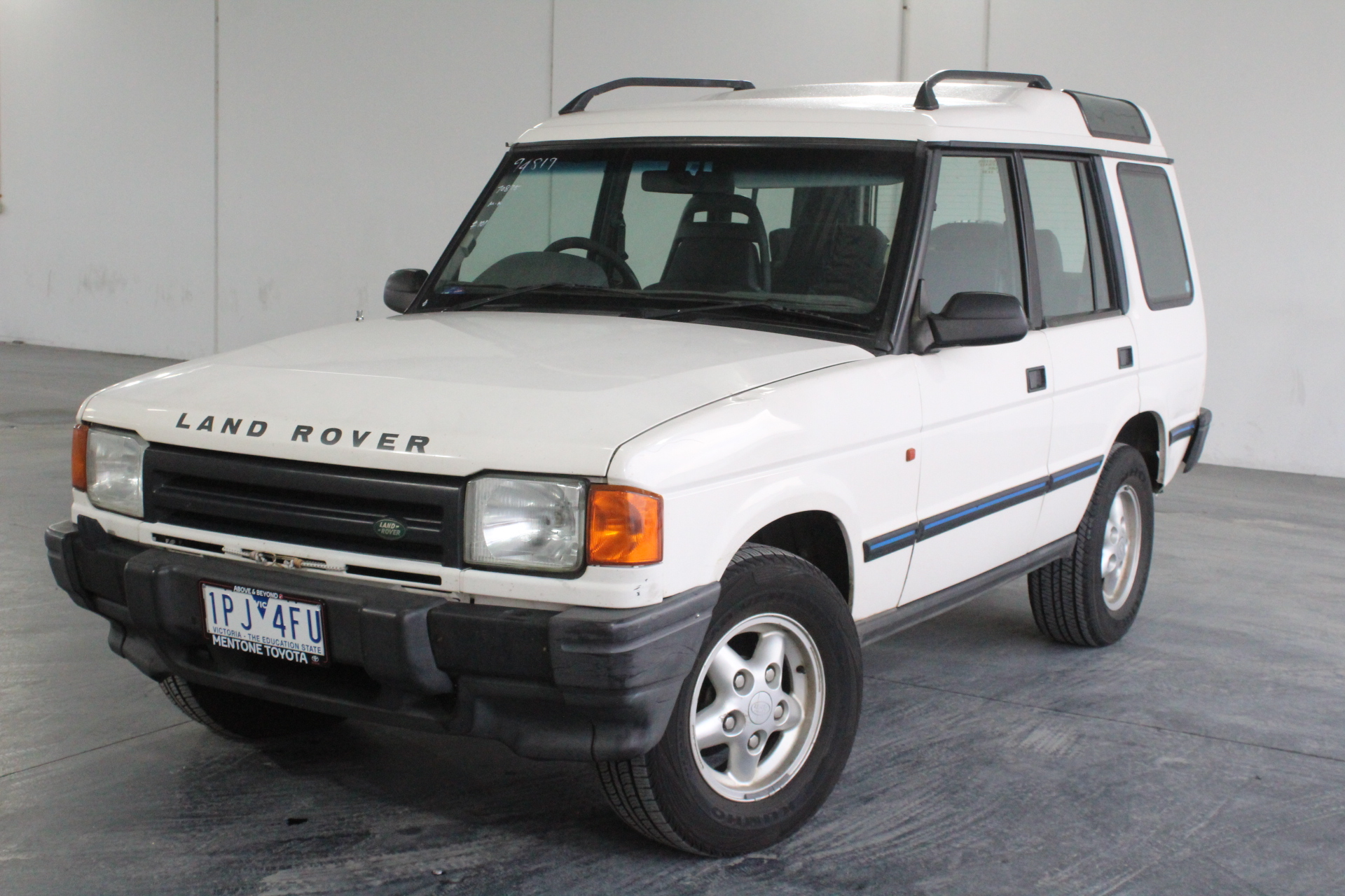 1996 Land Rover Discovery Tdi (4x4) Turbo Diesel Automatic Wagon
