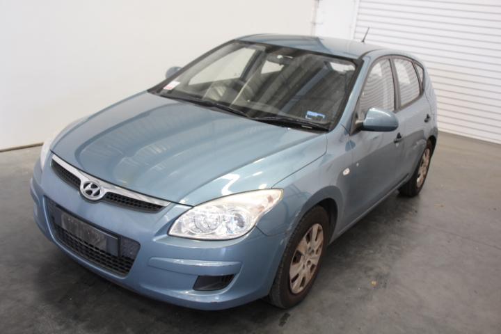 2008 Hyundai i30 SX 1.6 CRDi FD Turbo Diesel Manual Hatchback
