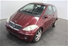 2005 Mercedes Benz A200 Avantgarde 141644kms indicated