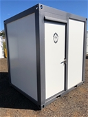 Unreserved Unused 2021 Toilet / Ablution Block - Sydney