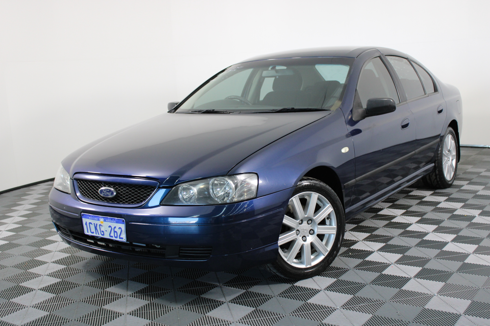 2004 Ford Falcon XT BA II Automatic Sedan