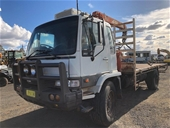Unreserved Crane Truck, Water Truck, Utes and More