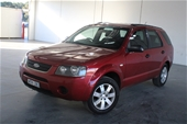 Unreserved 2008 Ford Territory (RWD) SR2 Automatic Wagon