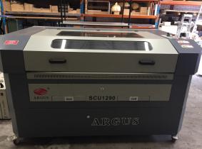 Argus SCU1290 Laser Engraving & Cutting System.