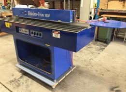 Enviro-Trim 1800 edge bander machine