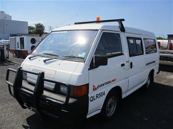 1998 Mitsubishi Express FWD Manual - 5 Speed Van