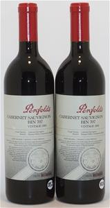 Penfolds `Bin 707` Cabernet Sauvignon 19