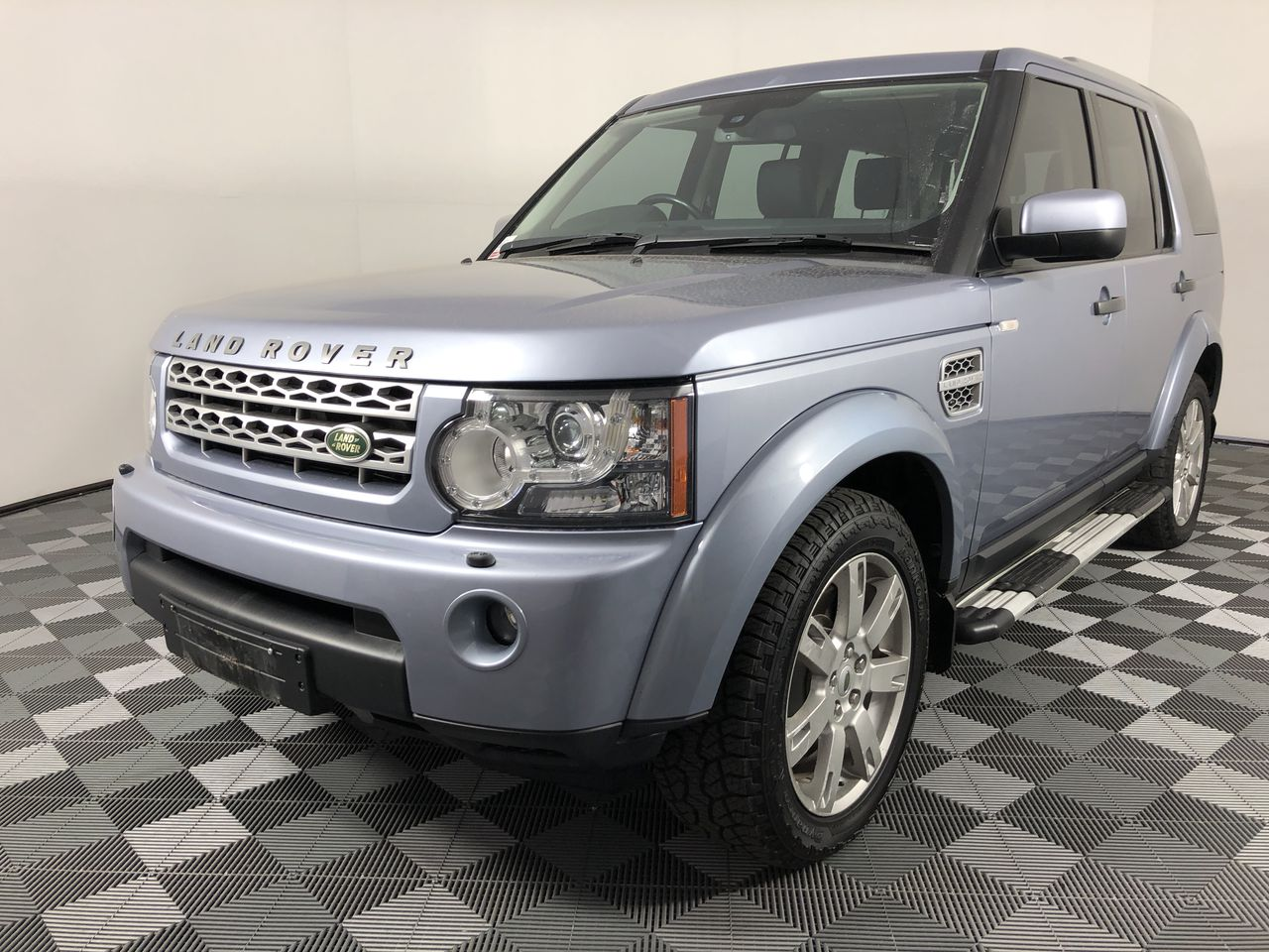 2009 Land Rover Discovery 3.0 TDV6 SE Series 4 T/Diesel Auto 7 Seat Wagon